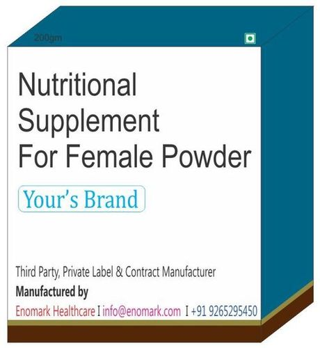 Nutritional supplement for Female Powder