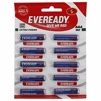 Eveready AAA batteries(Pack Of 10)