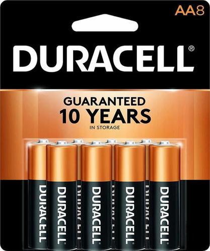 Duracell AA8 Batteries