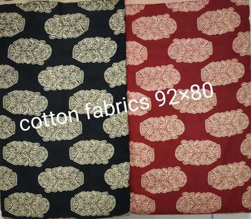 Block Print Cotton Fabric