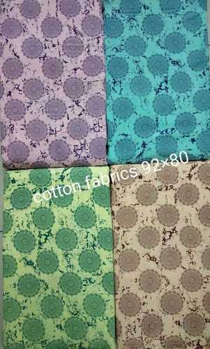 Designer Printed Cotton Fabric