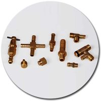 Brass Gas Fittings Parts