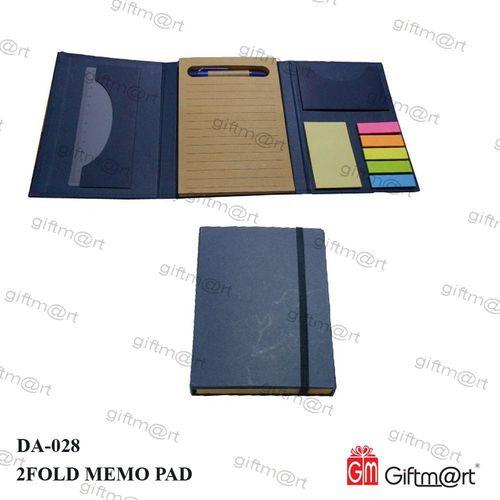Fold Memo Pad