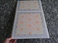 LONSTRONG Acoustic PVC False Ceiling Panels