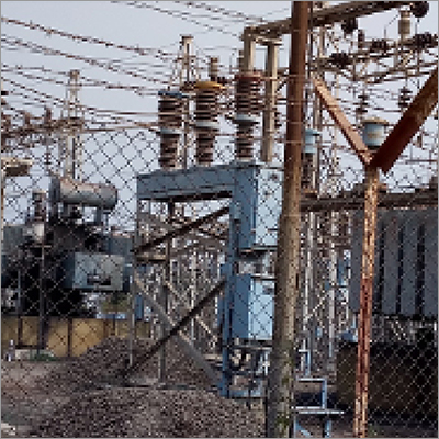 CT and PT Substation Structure Fabrication