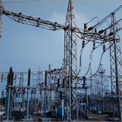 Gantries Substation Structure