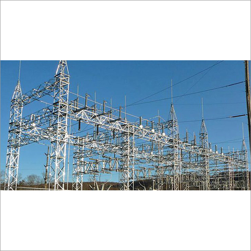 Substation Structure Fabrication