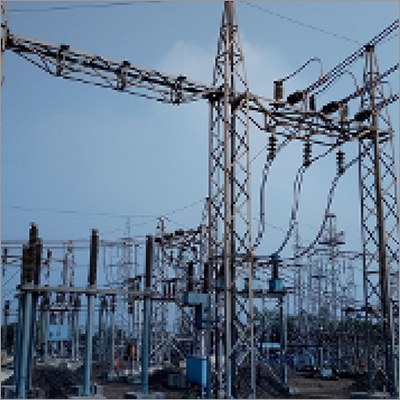 Koregaon Substation Structure