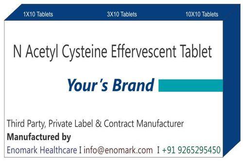 N Acetyl cysteine Effervescent tablet