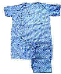 Patient Gown with Pajama
