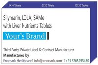 Silymarin Lola SAMe with Liver Nutrients Tablets