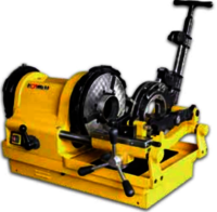 Bison Tuff Pipe Threading Machines: