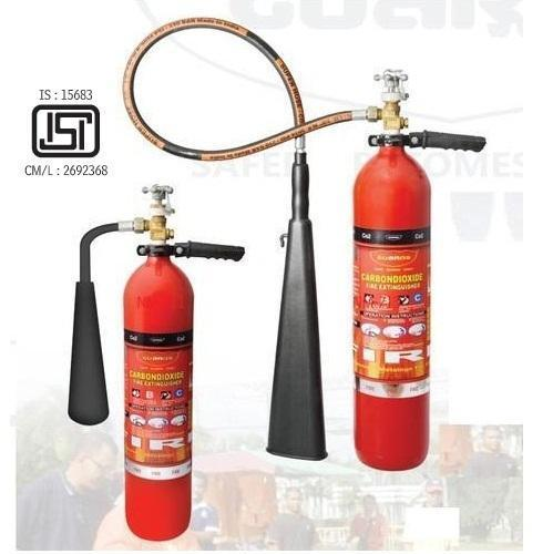 Co2-Portable-Fire-Extinguishers 4.5 kg