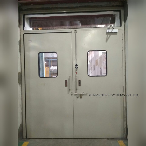 Steel Acoustic Door