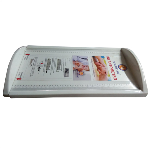 Vacuum Formed Infant Height Measuring Scale Infantometer
