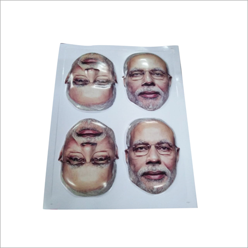 Vacuum Formed PVC Poster
