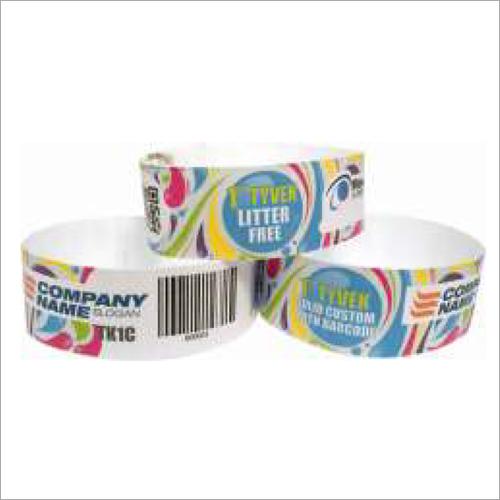 Digital Printed Wristband