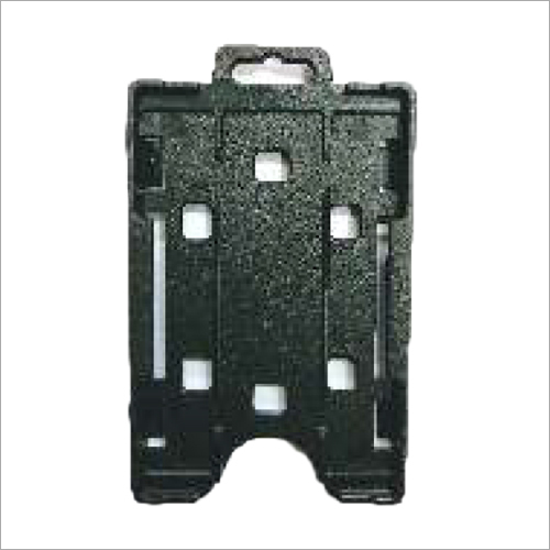 Double Side Card Holder Hard Plastic