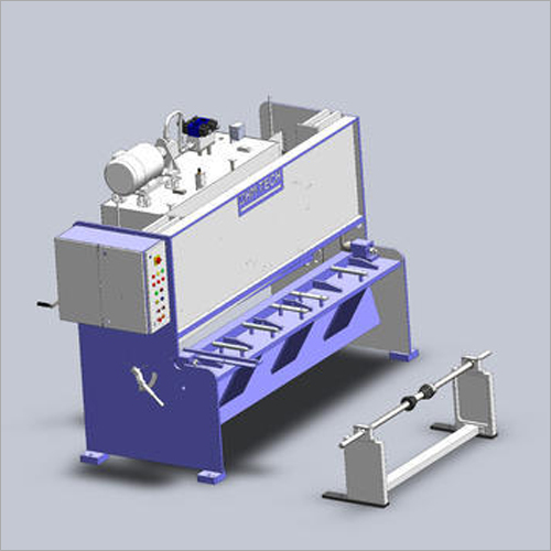 Automatic Hydraulic Shearing Machine