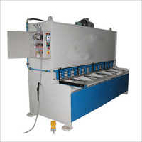 Industrial Hydraulic Shearing Machine