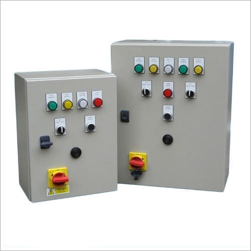 Control Panel Board Fabrication Service