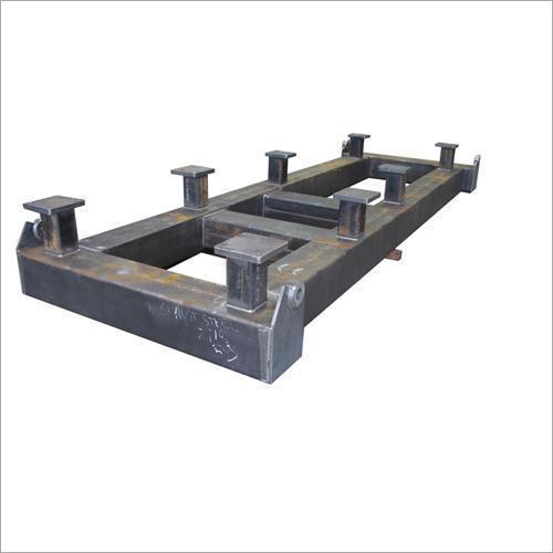 Genset Base Frames Fabrication Service