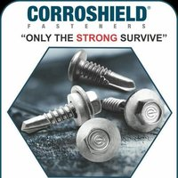Corroshield Screws
