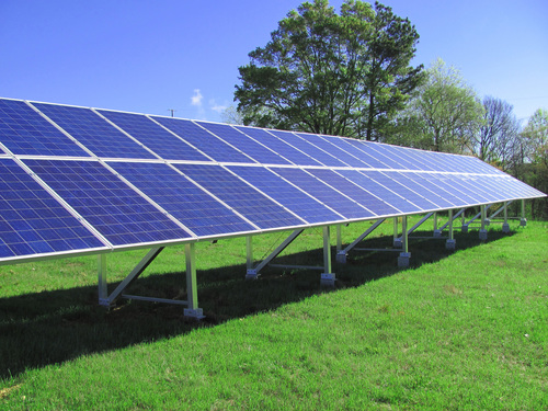 Solar Plant & Pump