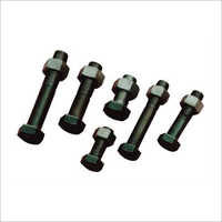 Mild Steel Nuts Bolts