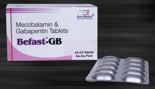 Mecobalamin 500 mcg & Gabapentin 300 mg