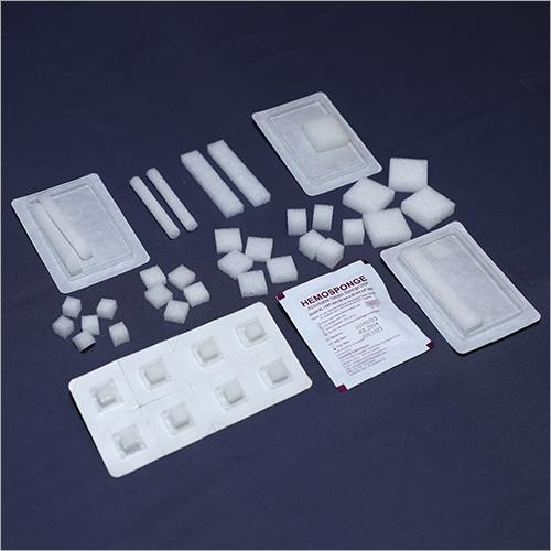 Medical Hemostatic Gelatin Sponge