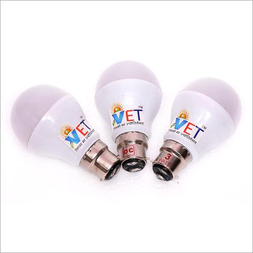 3W DC LED Bulb