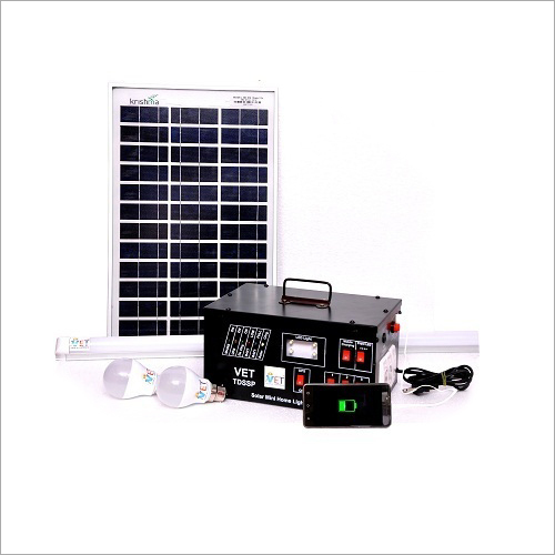 1T2B Mini Solar Home Lighting System