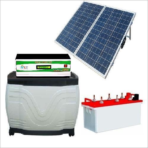 600 VA Solar Home Lighting System