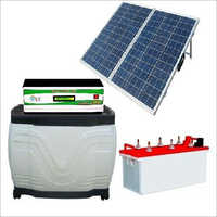600 VA Solar Home Lighting System