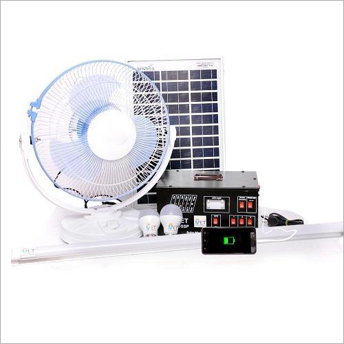 1F1T2B Mini Solar Home Lighting System