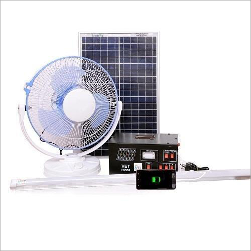 1F1T Mini Solar Home Lighting System