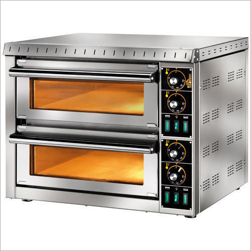 Electric Pizza Baking Oven With Stone