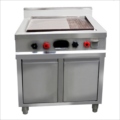 Griddle Plate With Oven