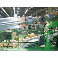 Triple Layer Co-Extruded CV Rubber Line