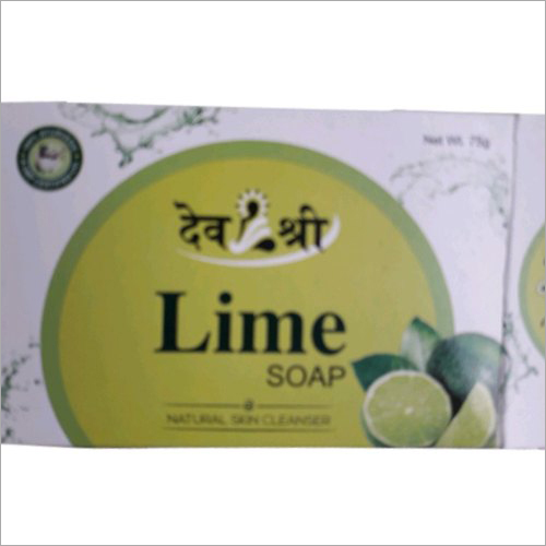 Dev Shree Lime Bath Soap