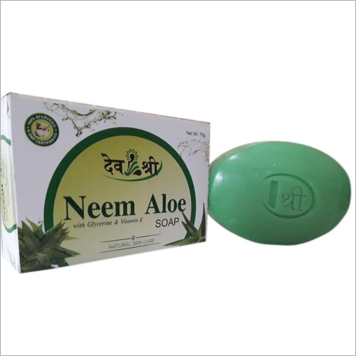 Neem Aloe Bath Soap