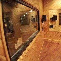 Wooden Frame Acoustic Window