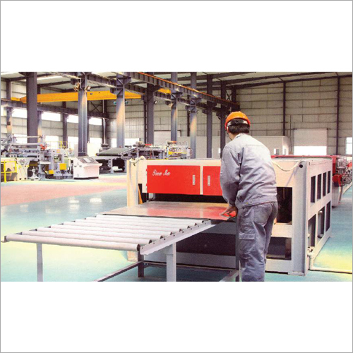 Anti-Finger Print Coating Line