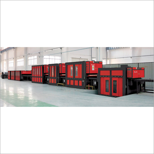 Sheet Oil Surface Grinding Line