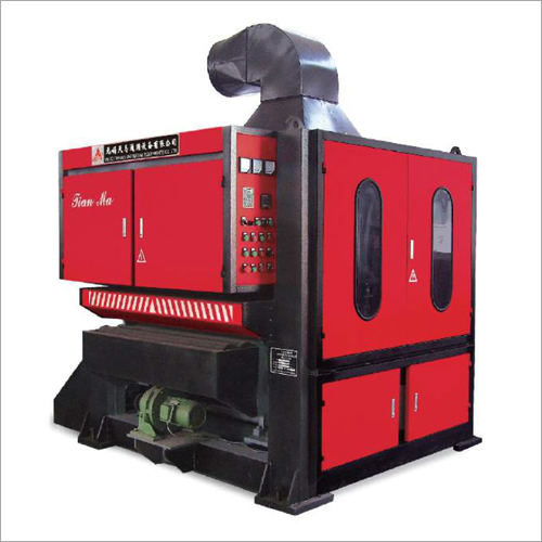 Sheet Dry Surface Grinding Machine