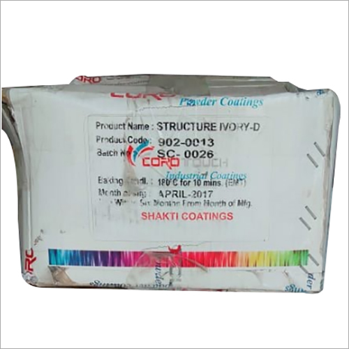Structure IVORY-D Powder Coating
