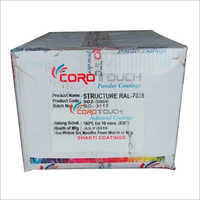 Structure Ral-7035 Powder Coating