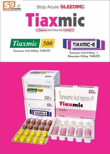 Tranexamic Acid 500mg/5ml