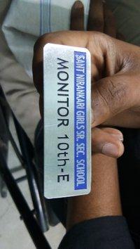 Steel School Badges